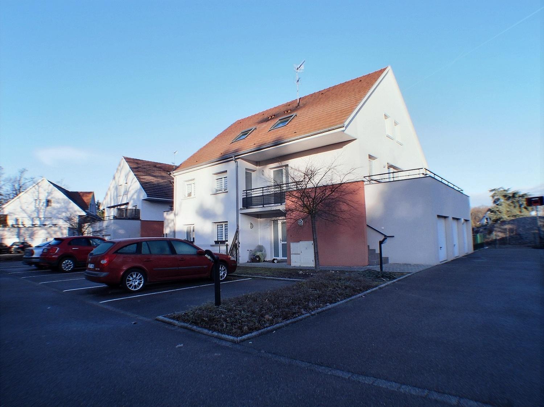 Wittelsheim, Bel appartement 5 pièces, actuellement loué (2021)