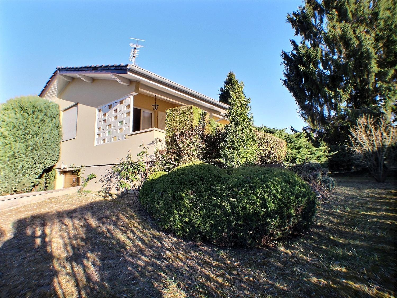 Maison plain pied, 90m², jardin 783 m²