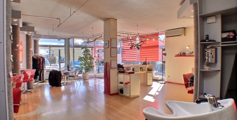 Local commercial ou professionnel 112 m²