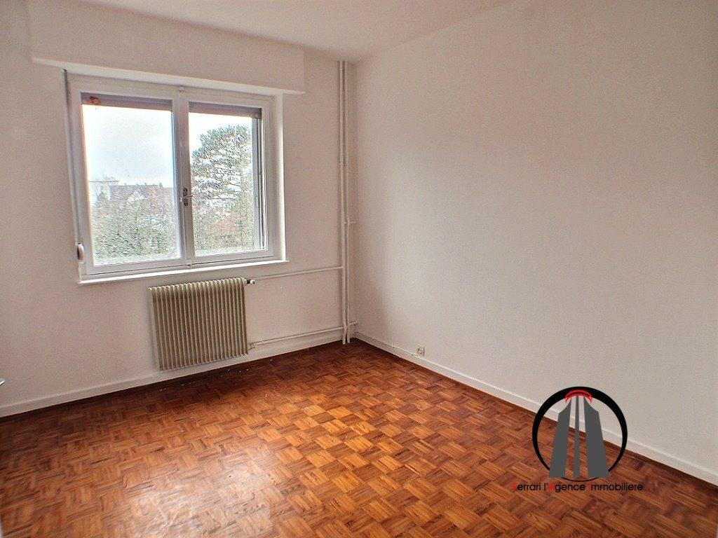 Riedisheim, Appartement 4 pièces; 3 chambres