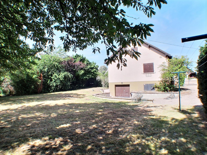 Ruelisheim, Maison en impasse 6 pièces, très beau terrain 970 m²