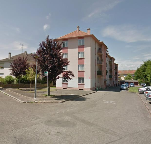 Riedisheim, Appartement 4 pièces 73 m²