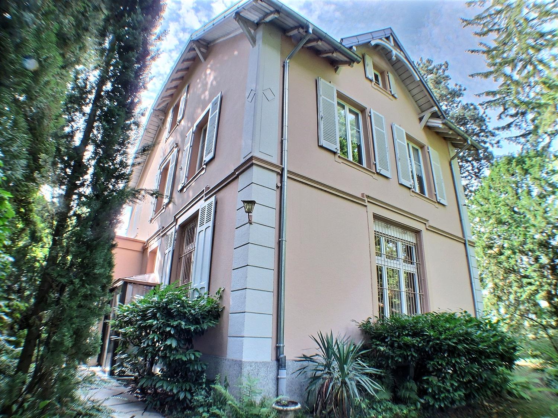 Rebberg Propriété 6 pièces avec véranda, jardin 2093 m²