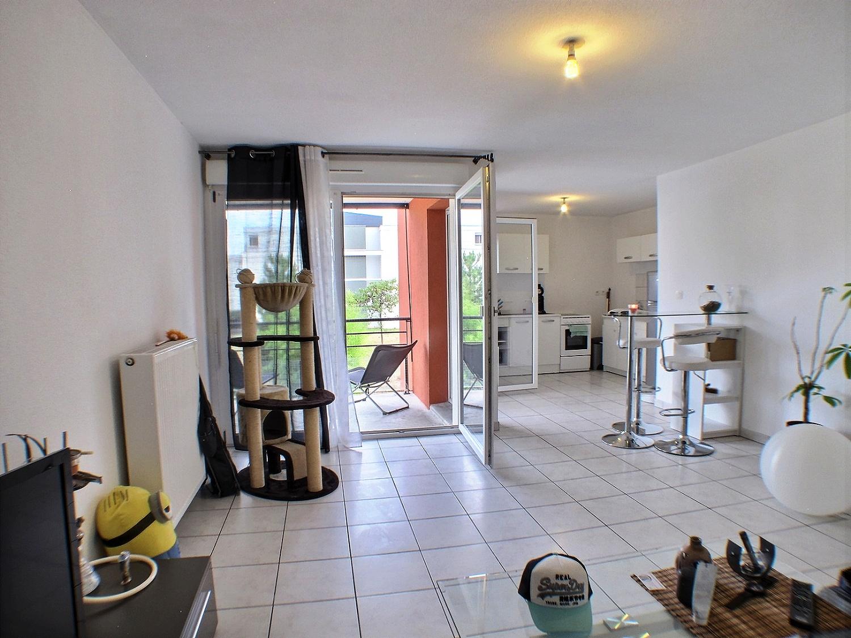 Kingersheim, Appartement 2 pièces 51.21 m², Terrasse