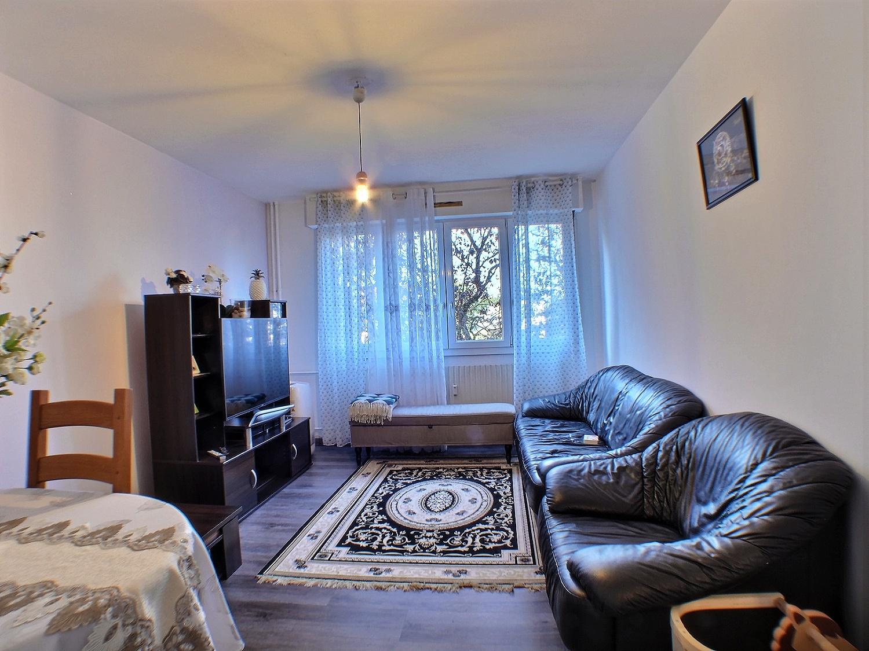 Mulhouse Limite Pfastatt, Appartement 3 pièces 68 m², 2 chambres