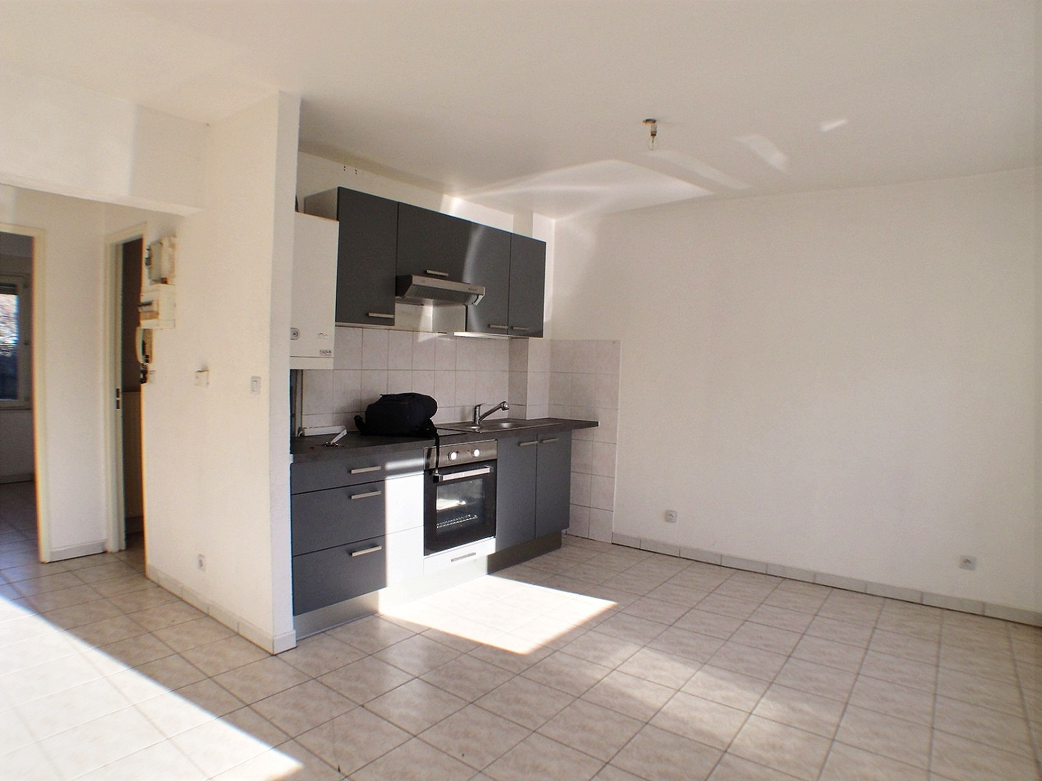 Mulhouse Canal, Immeuble 4 appartements