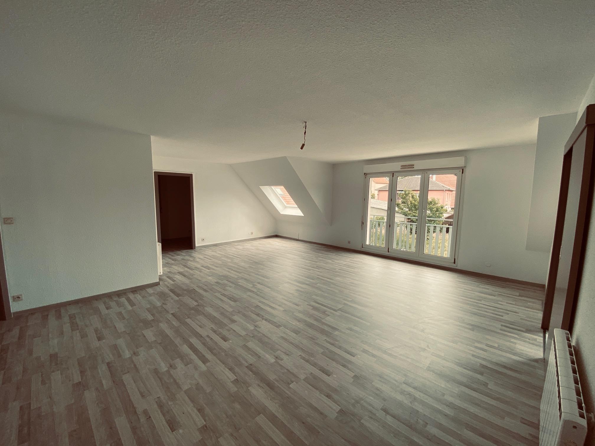 Morschwiller le Bas, Appartement 4-5 pièces, cuisine équipée, garage