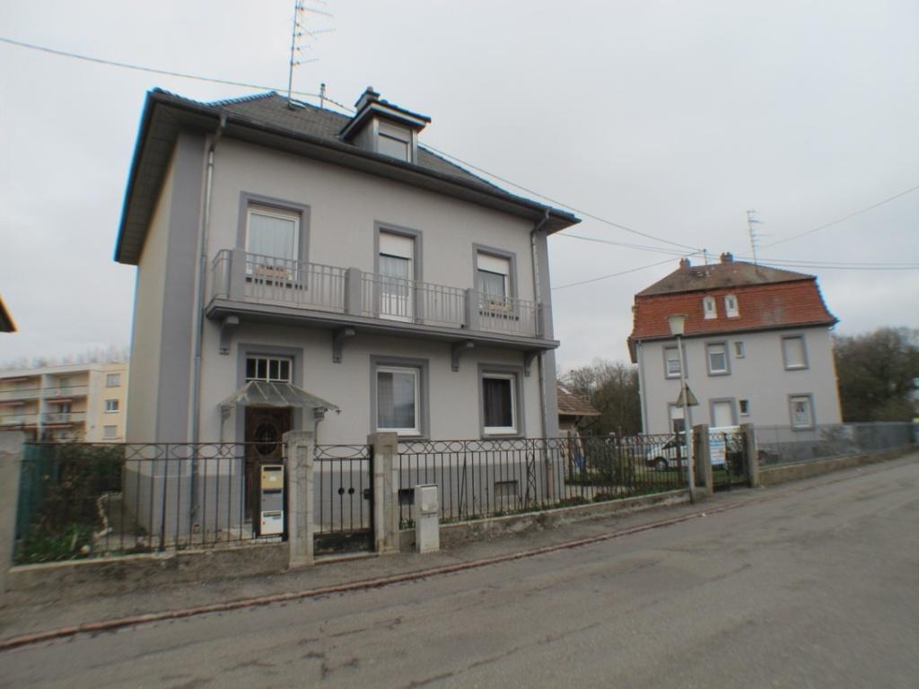 Kingersheim, appartement 2 chambres
