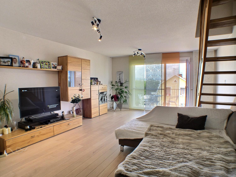 Rixheim, Appartement Duplex, 105 m², 3 chambres, 2 salle de bains