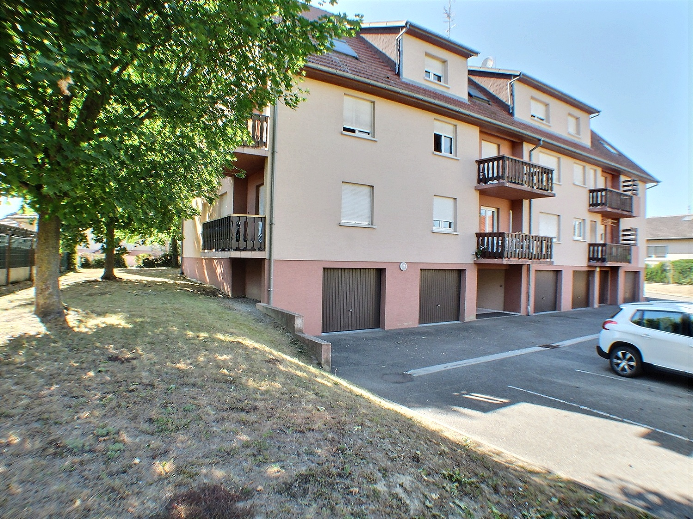 Kingersheim, Appartement 2 pièces, garage