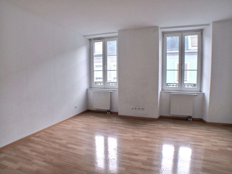 Mulhouse, appartement 3 pièces, 2 chambres