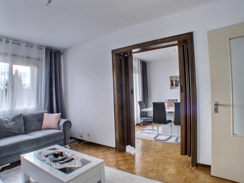 Mulhouse Quai Alma, Appartement 3 pièces, 2 chambres