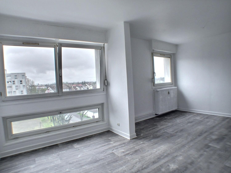 Illzach, appartement 4 pièces, 3 chambres