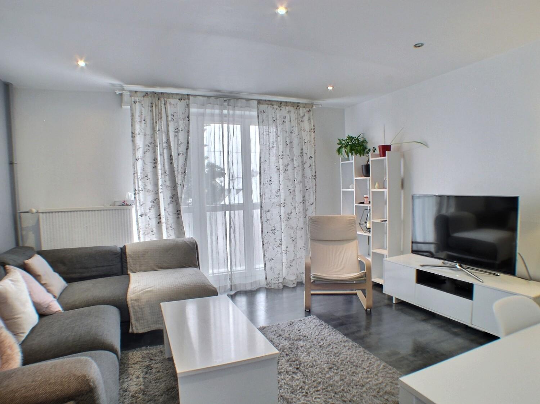 Illzach, appartement 4 pièces, 3 chambres.